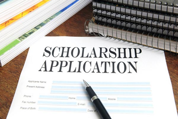 Can you apply for a scholarship?