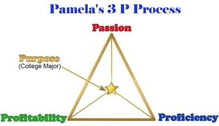 Pamela's 3 P Process