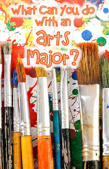What Can You Do With An Arts Major Collegexpress