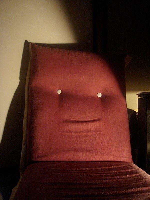 Shady chair
