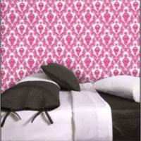 Pink temp wallpaper