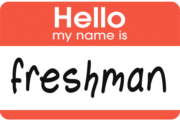 freshmen orientation Information and faq's related to freshman orientation.
