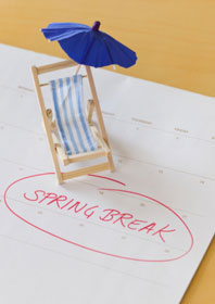 April Vacation