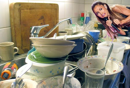 Ariana dishes