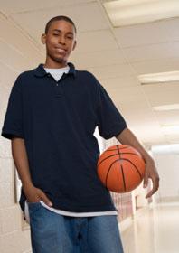 back to school athlete