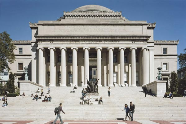 Columbia University's Low Library