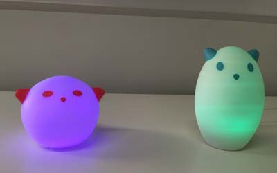 LED creature lights