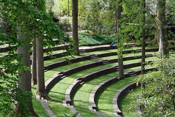 Swarthmore arboretum