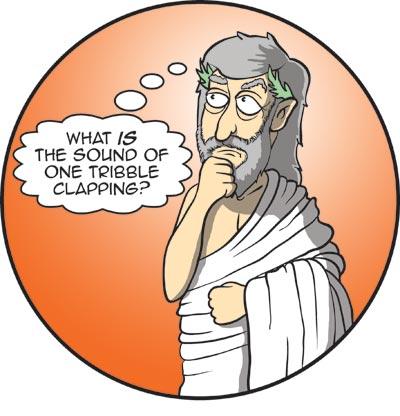 Trekkie philosopher