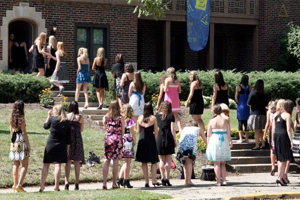 Go Greek! Or Don't: What I Learned by Joining (and Quitting) a Sorority