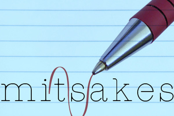 Learn From My College Application Mistakes: The Application Essay