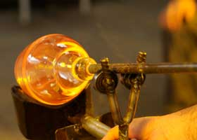 Colleges with Notable Glassblowing Programs