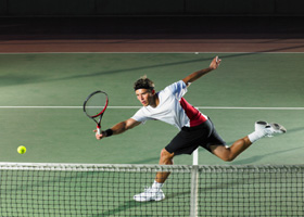 Colleges with Strength in Men's Tennis: Division III