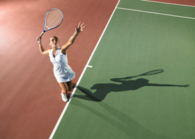 Colleges with Strength in Women's Tennis: Division II