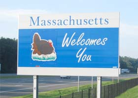 Four-Year Schools in Massachusetts with Articulation Agreements