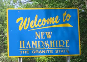 Four-Year Schools in New Hampshire with Articulation Agreements