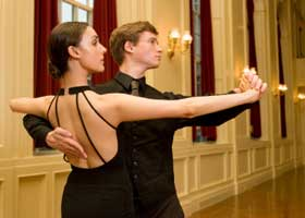 Schools with Active Ballroom Dancing Clubs