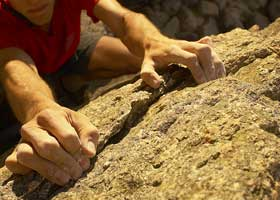 Colleges with Strength in Climbing
