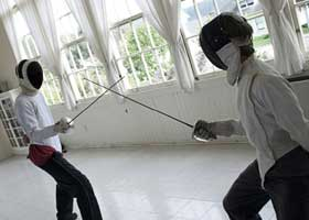 Colleges with Strength in Men's Fencing