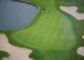 Colleges with Great College Golf Courses