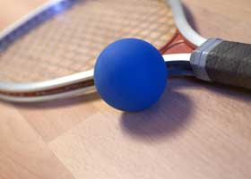 Colleges with Strength in Racquetball