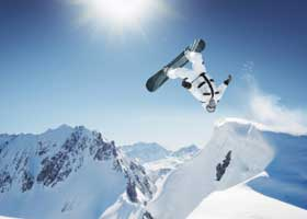 Colleges with Strength in Snowboarding