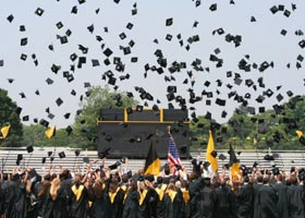Colleges with the Highest Six-Year Graduation Rates