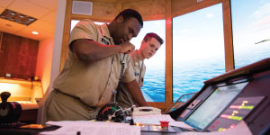 SUNY -- Maritime CollegeLogo