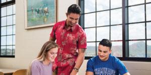 Chaminade University of HonoluluLogo