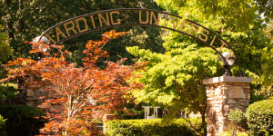 Harding UniversityLogo