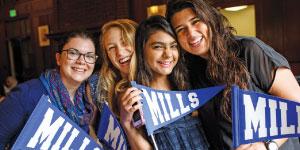 Mills CollegeLogo