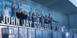 CUNY -- John Jay College of Criminal JusticeLogo