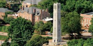 North Carolina State University -- RaleighLogo