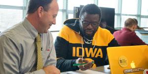 Iowa, University ofLogo