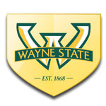 Wayne State School of Library & Information Science logo