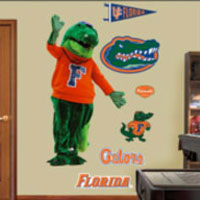 Gators decal