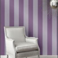Striped temp wallpaper
