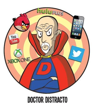 Dr. Distracto