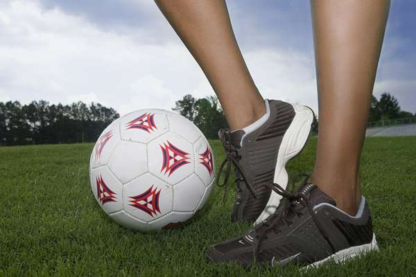 how to get light on your feet for soccer