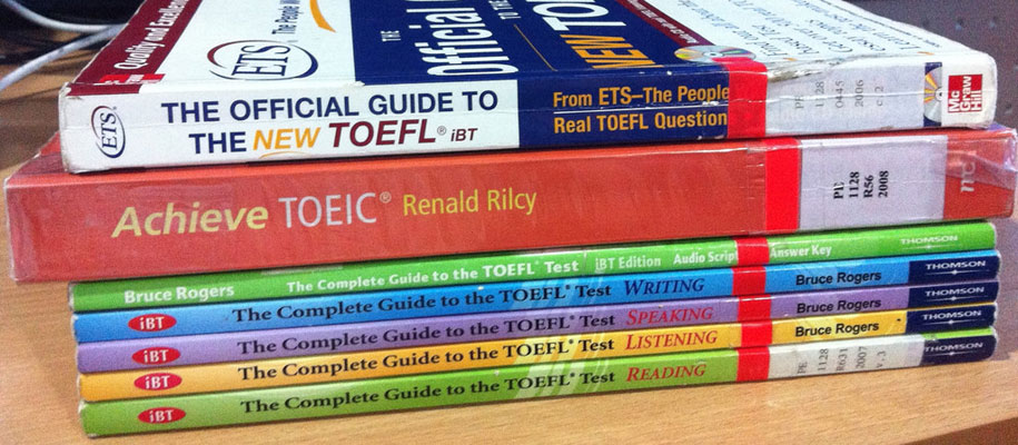 TOEFL IBT Planning Tips