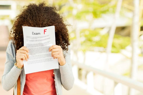 failing a college class Failing a class in college certainly isn't necessarily a disaster look beyond your transcript for ways failure might enrich your college experience.