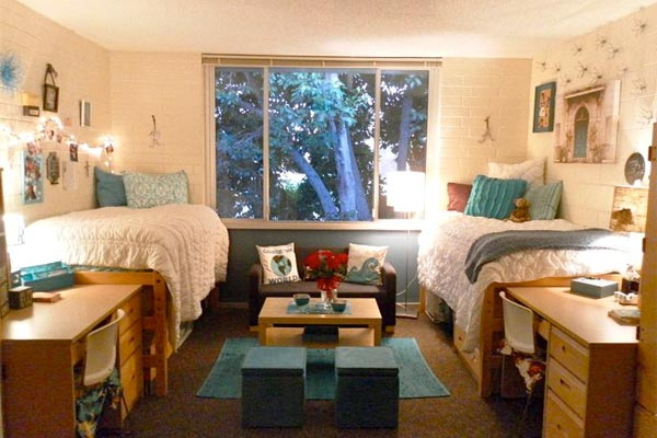 Cool Things To Do To Your Dorm Room