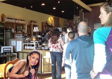 Ariana coffee