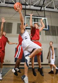 freshman athlete
