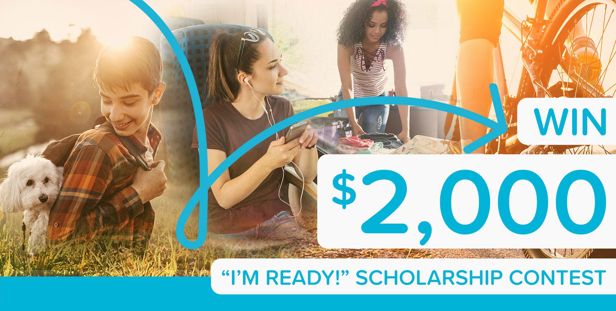 I'm Ready Scholarship Contest