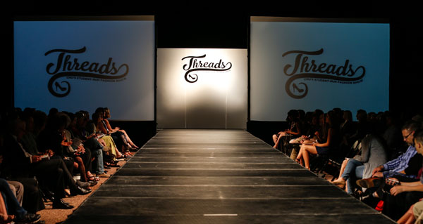 Threads CMU Student-Run Fashion Show