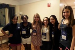 Yale Young Global Scholars suitemates