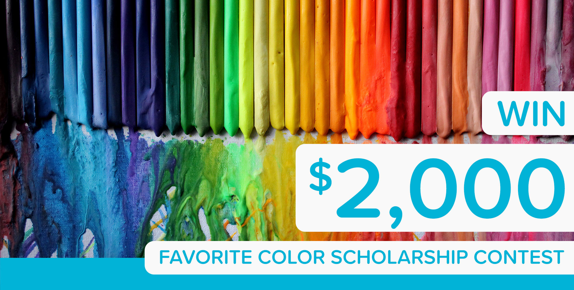 Favorite Color Scholarship Contest