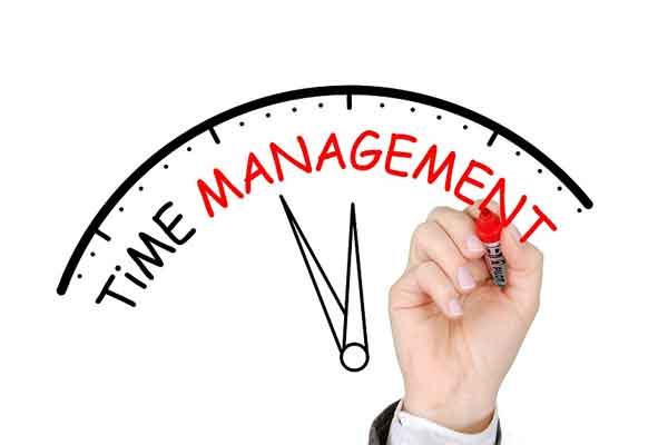 time management for graduate students Time management for graduate students september 30, 2015 strategies: general + concepts of time 1audit your time 2find what works best for you.