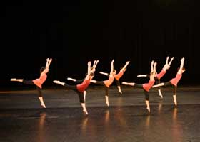 Great Schools to Study Dance